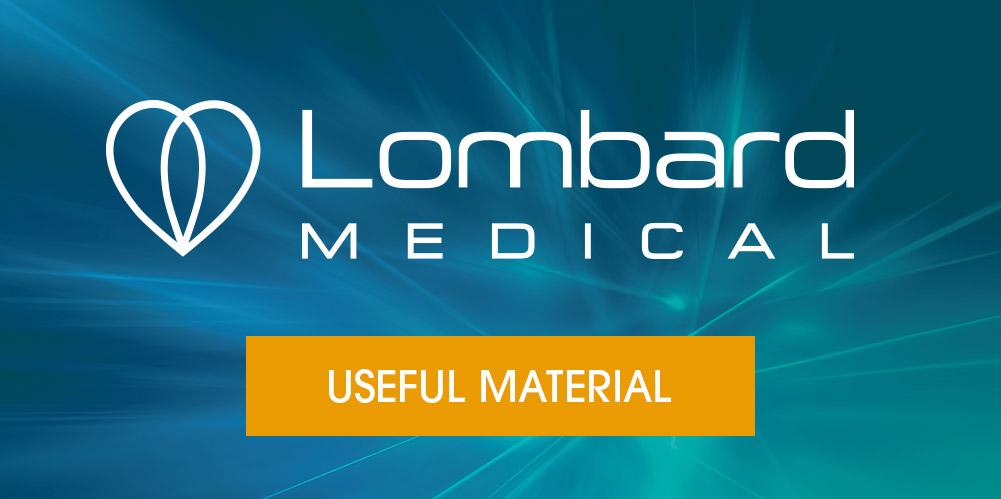 Lombard Medical useful material