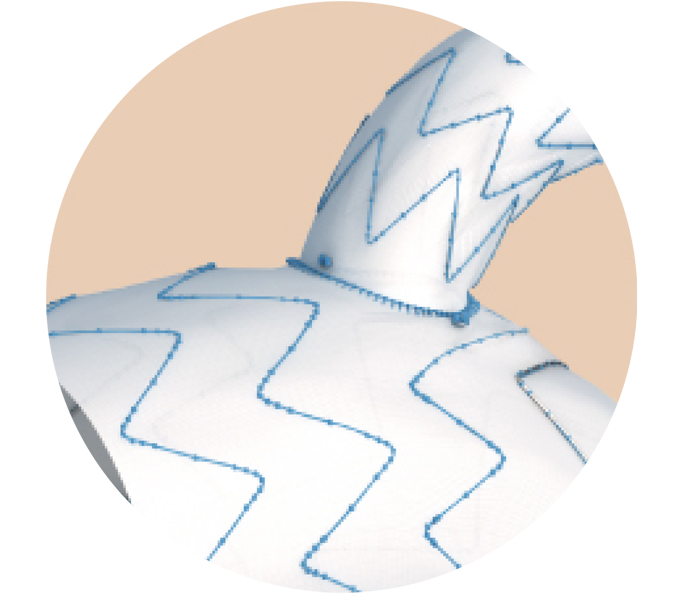 Castor™ - TEVAR unique unibody design